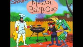 I Love you Baby Karaoke Version Space Ghost's Musical Bar-B-Que Track 36