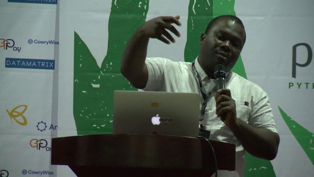 Image from Chukwudi Nwachukwu- Reduce Stress: Automate with Python and XMPP