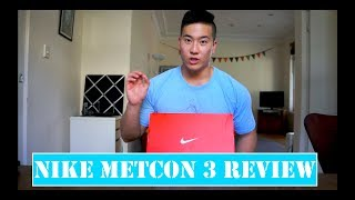 NIKE METCON 3 HONEST SHOE REVIEW