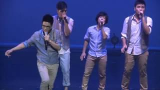VOX玩聲樂團〖 One Night in 北京 〗( 信樂團 A Cappella Cover ) live