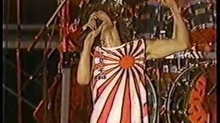1985年7月14日@大阪城野外音楽堂.