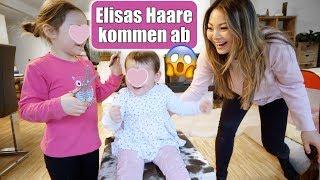 Elisas Haare schneiden 😭 Kindergeburtstag feiern | Konsequente Erziehung | 2 Tage VLOG | Mamiseelen