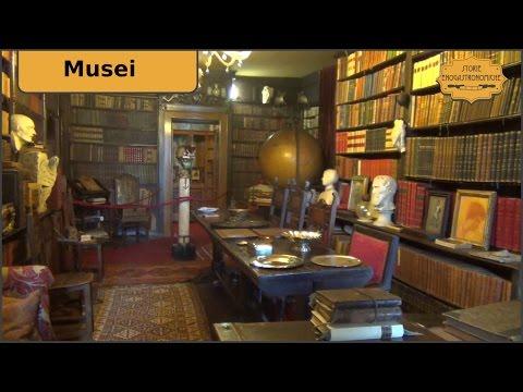 Il Vittoriale, casa-museo di D'Annunzio sul Garda