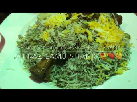 Persian Cuisine - Lamb Shank, Stone Stew, Torchi, Saffon Rice - Stone Stew San Jose Ca