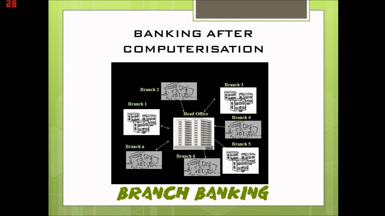 Banking, Information, and Technology: Toward Knowledge Banking