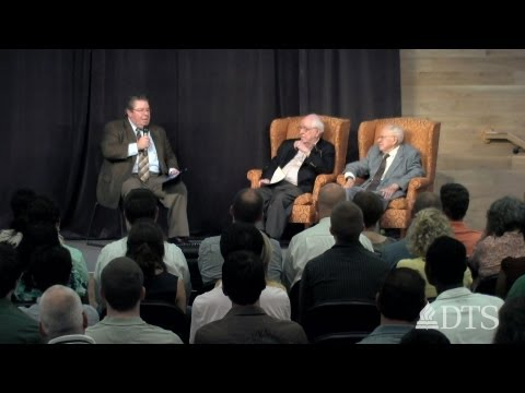 Interview with Dr. Donald Campbell and Dr. Dwight Pentecost - Mark L. Bailey, Donald K. Campbell, Dw