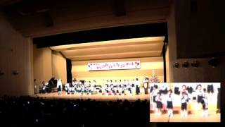 My eldest son's first concert. Performing together with his classma...