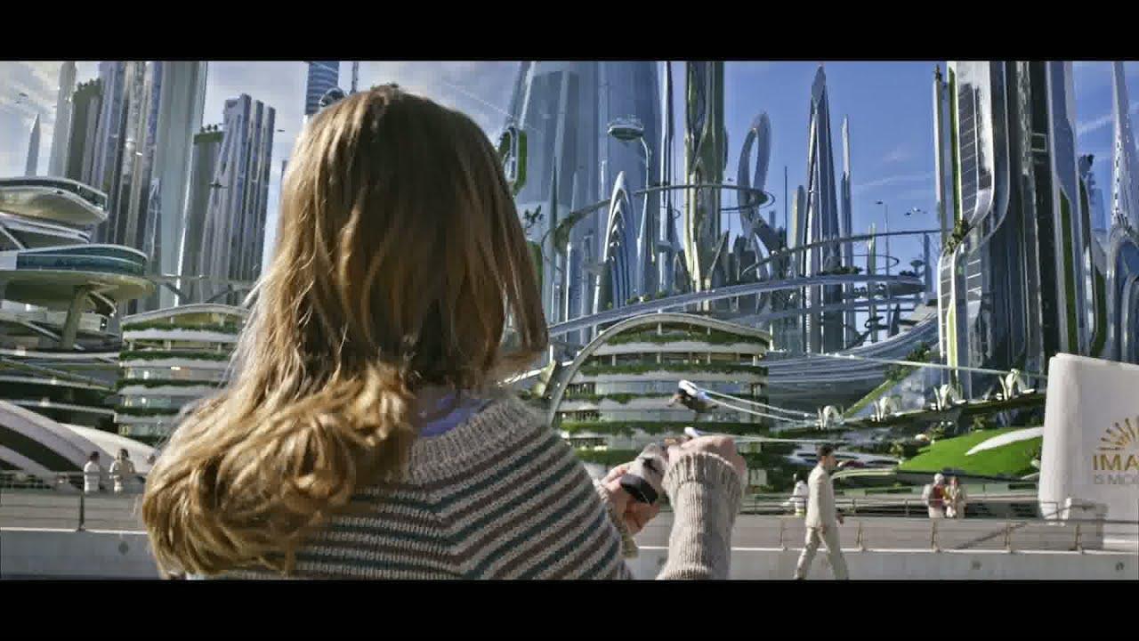 A la Poursuite de Demain - Bande-annonce officielle I Disney