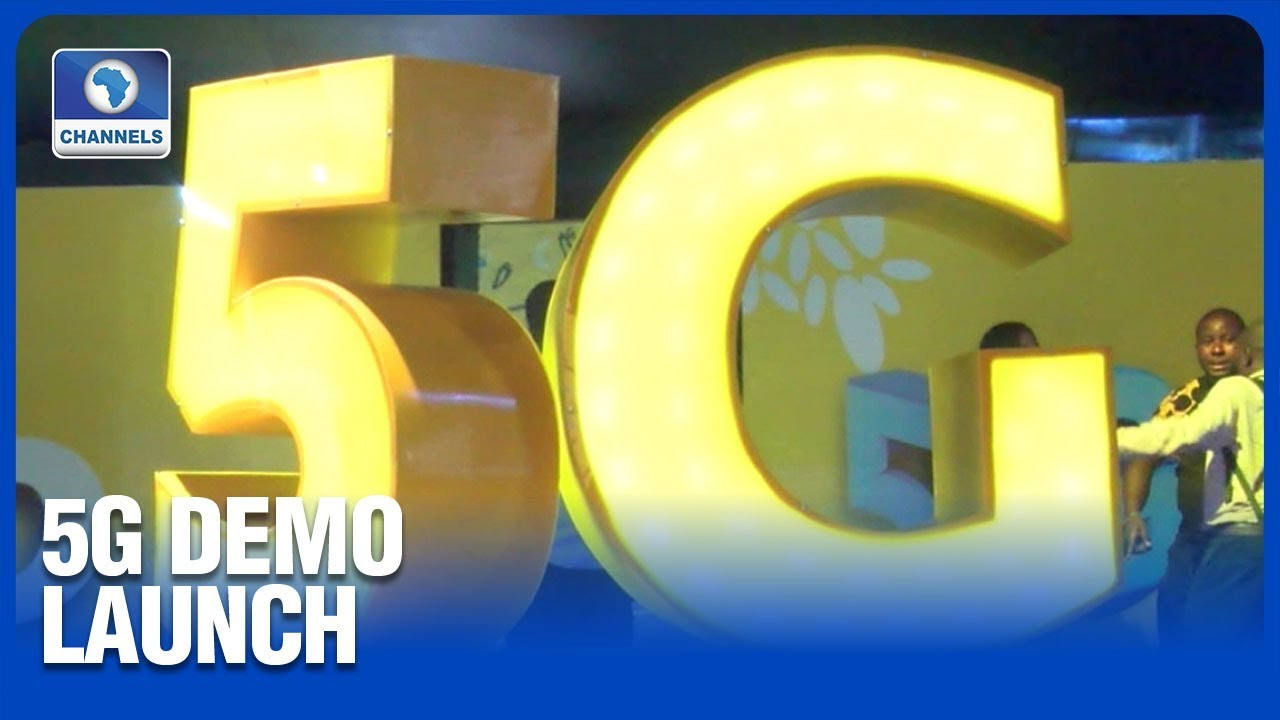 MTN Nigeria Telecommunications Launches 5G Demo