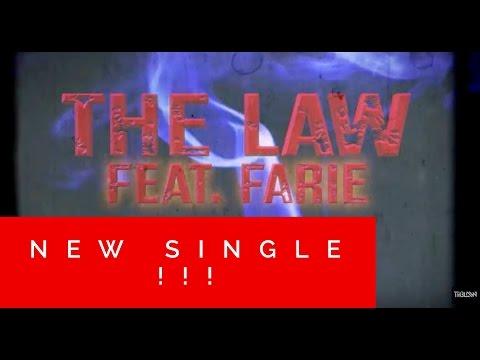 THE LAW Feat. FARIE - CINTA YANG SALAH ( Lyrics)
