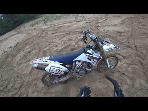 ПОДВЕСКА - езда по песку