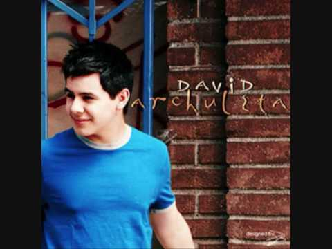 David Archuleta - Crush [Full Song]