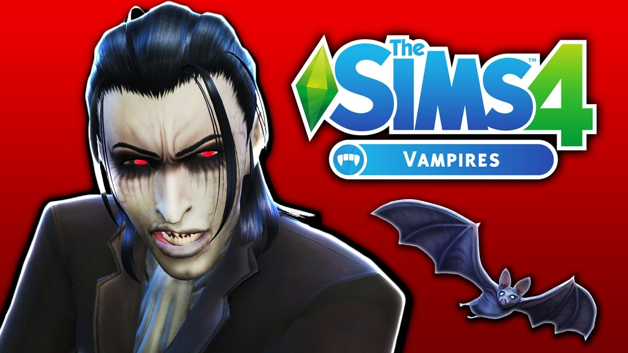 The Sims 4 VAMPIRES (Part 5) | BABY BIRTH OF DRACULAURA 🚼 - YouTube