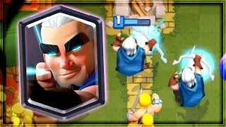 Clash Royale - MAGIC ARCHER! New Legendary Card