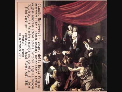 Claudio Monteverdi: Vespro della beata Vergine - IV. Psalmus. Laudate pueri