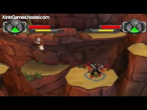Ben 10: Protector of Earth - 1 -  Grand Canyon - Part 1/2