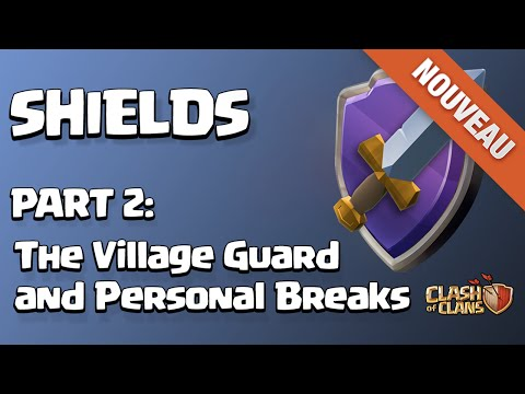 NOUVEAU concept la protection de village ! | Clash of clans