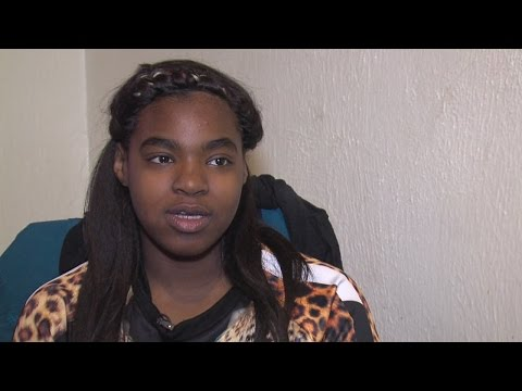 14-year-old Cleveland girl tells story of being abducted and escaping