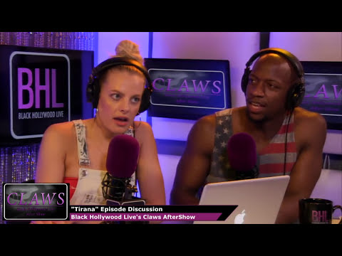 Claws Season 1 Episode 1 Review and Aftershow | Black Hollywood Live