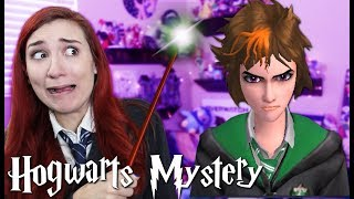 Where did my brother GO?! - HARRY POTTER: HOGWARTS MYSTERY