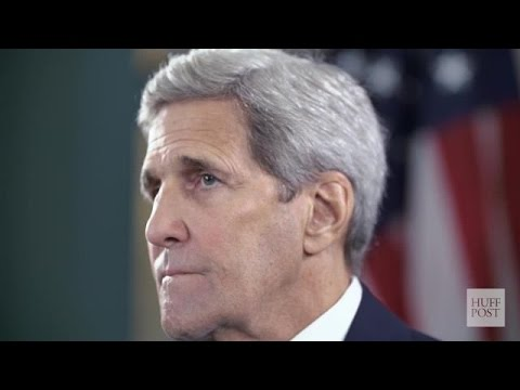 John Kerry On Climate Change And Drilling For Oil In Alaska