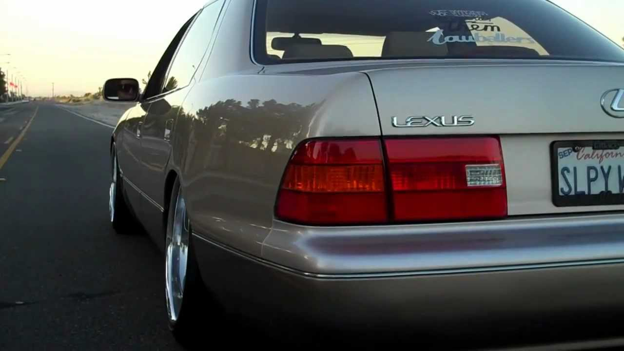 Ls400 custom exhaust system youtube ls400 custom exhaust system publicscrutiny Image collections