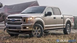 Best Full Size Truck: 2018 Ford F-150 - AutoWeb Buyer's Choice Award Winner