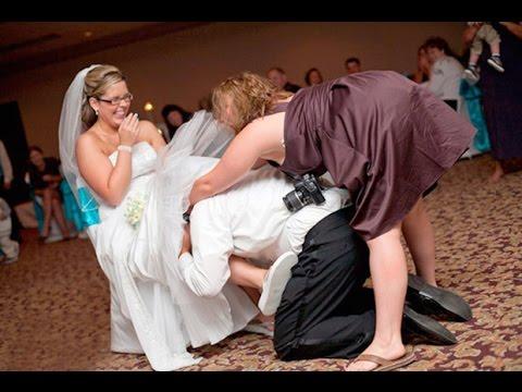 эротические приколы на свадьбе