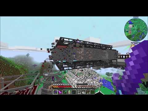 FTB Revelations Ep54 Astral Mining