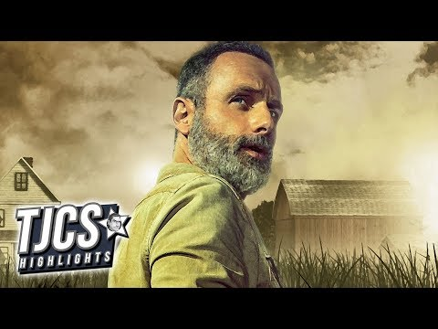 Walking Dead Character Rick Getting Spin-Off Movies On AMC