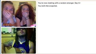 OMEGLE SINGING REACTIONS!!