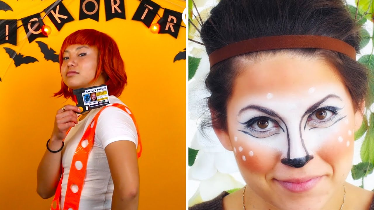 26 Halloween Costume Tips And Ideas