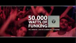 CHIRO - 50.000 WATTS (OF FUNKING) Promo Video