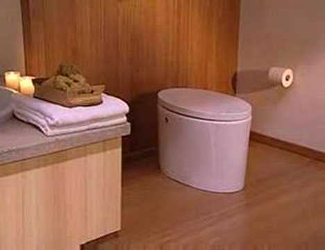 Kohler Purist® Hatbox® Toilet - ShopDPO.com - YouTube