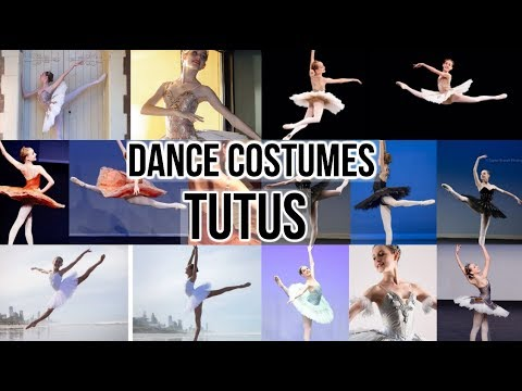 Reacting to my Dance Costume Collection - TUTUS + Story Time | Talia