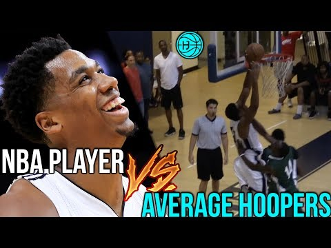 Hassan Whiteside SHOWS OUT at Miami Pro Am