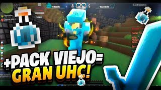 Speed + Pack viejito = Un GRAN UHC!!