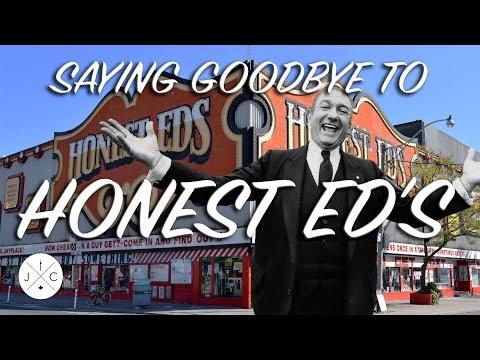 Toronto landmark Honest