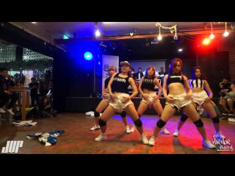 UTS Hiphop Society | Devilicious Showcase | Underground Knockout