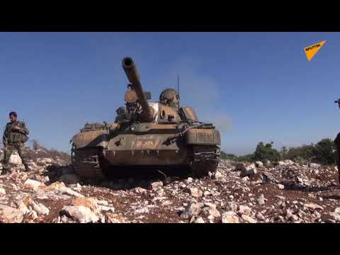 Syrian Army Steps Up Operations Against Jihadists In Northeast Latakia