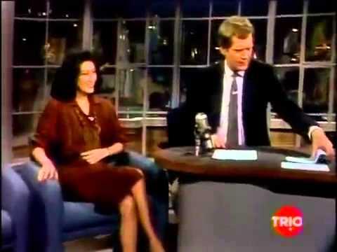 02-05-1986 Letterman Connie Chung, Wayne Gretzky Trio