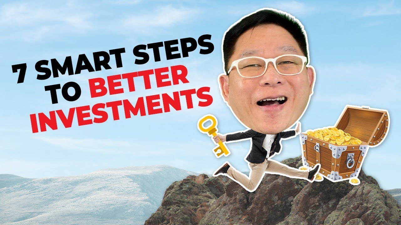 7 SMART STEPS TO BETTER INVESTMENTS | Chinkee Tan
