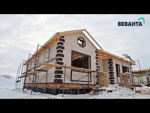 Купить дом в Тюмени от компании Веванта! Дома на продажу строятся в КП Луговое.
