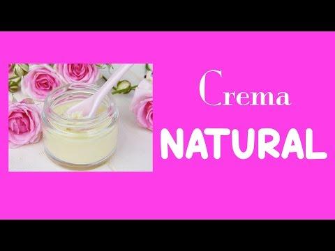 Crema Casera Natural Antiarrugas con Cera de Abejas