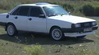 Мини видео обзор Audi 80 B2 CC 1986