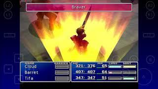 Final fantasy 7 boss 4
