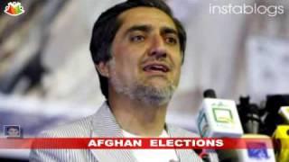 Afghan Presidential Elections results