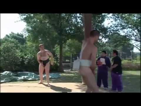 Episode 3: Sumo Wrestling in Osaka