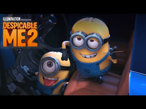Despicable Me 2  TV Spot:
