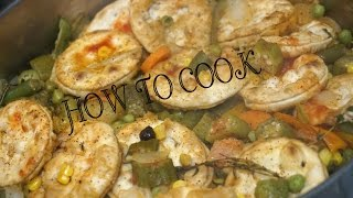 HOW TO MAKE VEGAN VEGETARIAN STEAM CRAKER'S RECIPE JAMAICAN ACCENT 2016